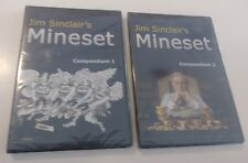 Jim Sinclair's Mineset Compendium 1 & 2 DVD Gold Silver Precious Metals Prices