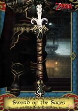 Legend of Zelda The 2016 Enterplay Trading Card 48 Sword of the Sages Twilight P
