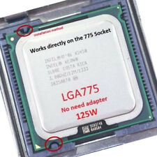 Original Intel Xeon X5450 3 GHz SLANQ SLBBE LGA 775 125W Processor no adapter