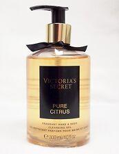 Victoria's Secret PURE CITRUS Fragrant Hand & Body Cleansing Gel LEMON POMMELO