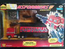 Transformers G2 OPTIMUS PRIME Complete
