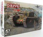 AFV Club 1:35 35176 Churchill Mk III Dieppe Raid Military Model Kit