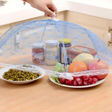 Fashion Fold Food Umbrella Cover Picnic Kitchen Party Mesh Fly Wasp Insect Net