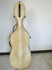 Best stong fiberglass flames cello hard case 4/4