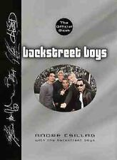 BACKSTREET BOYS THE OFFICIAL BOOK *brand-spanking new* FREE USPS SHIP TRACK CNFM