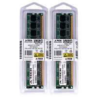 4GB KIT 2 x 2GB Dell Optiplex 210L 210Ln 320 740 745 GX520 GX620 Ram Memory