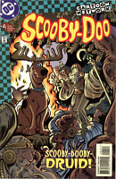 Scooby-Doo (1997) #4 DC COMICS 1ST PRINT DIRECT EDITION