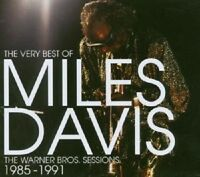 "MILES DAVIS ""VERY BEST OF THE WB SESSIONS"" CD NEUWARE"