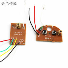 2CH 27MHZ Remote Transmitter & Receiver Board with Antenna for DIY RC Car Robot