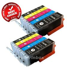 10PK PGI-270 XL CLI-271 XL Ink for Canon PIXMA MG5720 MG5722 MG6821 TS5020