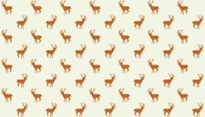 Fabric 100% cotton, Makower Sherwood Stag Long Quarter 39 cm x 112 cm