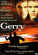 GERRY DVD Movie- Brand New Fast Ship! (OD-VL-10585 / OD-242)