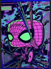 Funko Pop Spider-Man Blacklight Poster Sealed - Excellent Condition Ship Ready