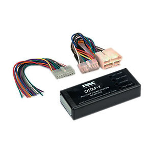 PAC ROEMGM21 Radio Interface Gm 88-98 Delco/Bose Radio Replacement