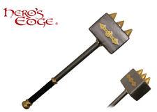 Medieval Foam Crusader Battle Hammer LARP
