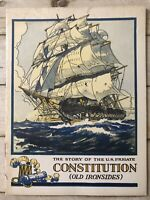 The Story of U.S. Frigate CONSTITUTION (Old Ironsides) John Hancock Insurance