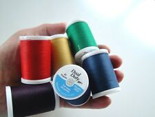 Coats & Clark 250 Yards Dual Duty XP All Purpose Sewing Thread, Choice of Colors