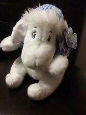 Disney Winnie The Pooh Snowflake Sweater Eeyore Stuffed Animal W/ Removable Tail