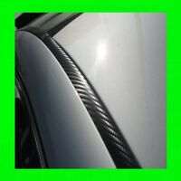 LAND ROVER CARBON FIBER ROOF TRIM MOLDING 2PC W/5YR WARRANTY