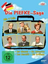 2 DVDs * DIE PIEFKE-SAGA  - Komplette Serie - Piefke Saga # NEU OVP ^