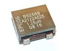 B82559A2122A025 EPCOS INDUCTOR, SMD, 1250NH, 50A, 1,25UH 25x23x11mm [QTY=1 PCS]
