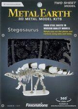 Stegosaurus Skeleton Metal Earth 3D Model Kit FASCINATIONS