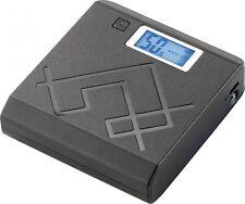 Batterie de secours USB 6600 mAh avec écran LCD et lampe à LED - REVOLT