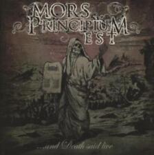 ...And Death Said Live von Mors Principium Est (2012)