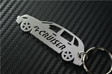 Chrysler PT CRUISER CAR keyring keychain Schlüsselring porte-clés WAGON TOURING