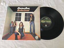 STATUS QUO ON THE LEVEL GATEFOLD 1974 NORWEGIAN RELEASE LP