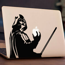 "Darth Vader Star Wars Apple MacBook Decalcomania Sticker si adatta 11"" 12"" 13"" 15"" & 17"" MOD"