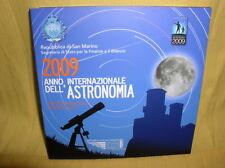 San Marino  KMS 2009 st   Jahr der Astronomie