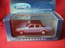 FORD GRANADA Ghia Miami Blue 1/43  Vanguards  Limited édition