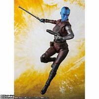 S.H.Figuarts Nebula Avengers Infinity War Marvel Action Figure w/ Tracking NEW