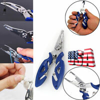 Fishing Pliers Split Ring Cutters Remover Scissors -Popular Useful Smart Anglers