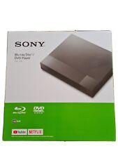 Sony bdp-s1700 blu-ray-player und DVD