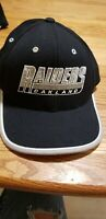 Oakland Raiders NFL Pro Player StrapBack Hat