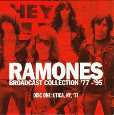 THE RAMONES Best of Live Radio Broadcasts 9CD Bliztkrieg Bop Sheena rock n roll