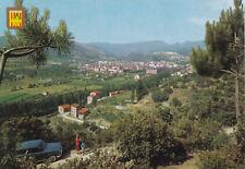 Panoramic View Seu D'Urgell Spain Postcard Unused VGC