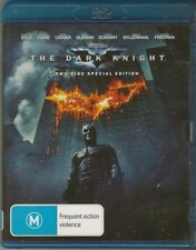 The Dark Knight Blu-ray Disc 2 Disc Special Edition DVD