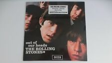The Rolling Stones Out Of Our Heads Satisfaction Holland 6835 107 Decca LP