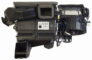 2008-2009 Hummer H2 GM Heater A/C Core Box Assembly Complete New OEM 15882264
