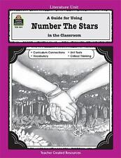 A Guide for Using Number the Stars in the Classroom by Jordan, Kathy