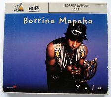 BORRINA MAPAKA - YULA - 1999 ELEPHANT EL 2003 - CD - LIKE NEW