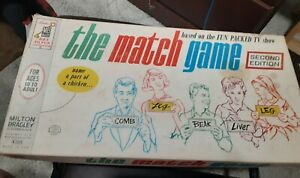 The Match Game Second Edition