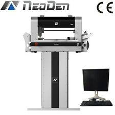 Benchtop Smt pick and place machine NeoDen4 with vision+ 20 feeders- J