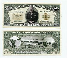 Invasion of Normandy   million dollar bill