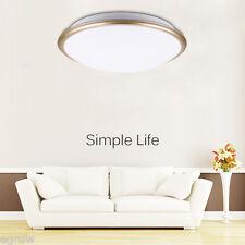 2800LM Plafón Lámpara LED Iluminación de Techo 220V Regulable Luz Casa Salón