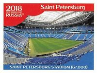 stickers Panini coupe du monde Russie 2018 - N° 15