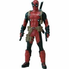 Takara Tomy Marvel Super Hero Metacolle Mini Action Figure Deadpool Model